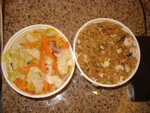 Chinese Fast Food in Trinidad