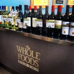 whole foods market wines