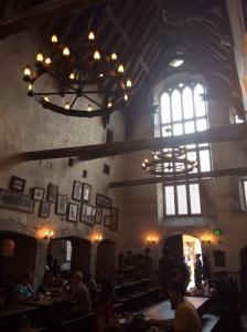 The Leaky Cauldron Diagon Alley Universal Studios